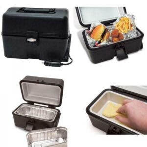 Universal Car Electric Heated Lunch Box 12v