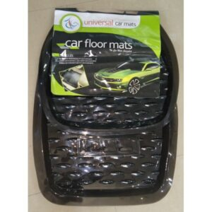 Universal Car Floor Mat Crystal Smoke 5pcs 055