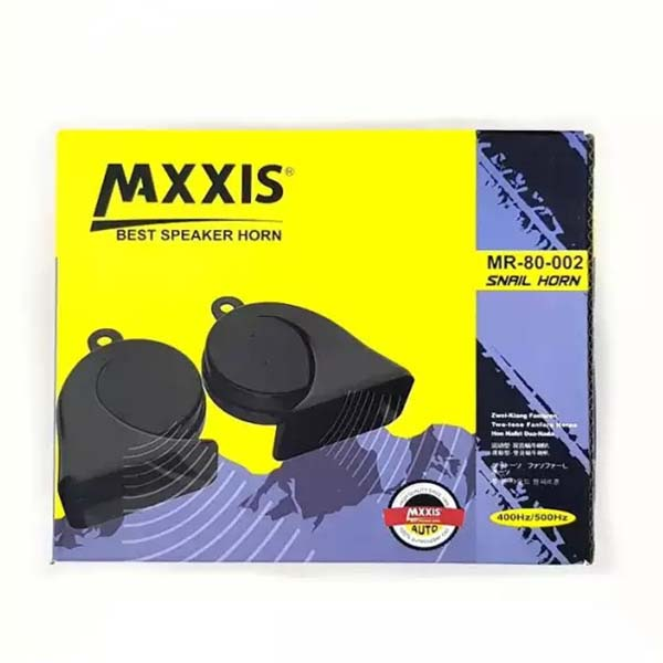 Universal Car/bike Maxxis Best Speaker Snail Horn MR-80-002