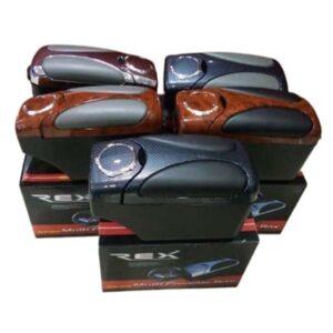 Universal R E X Multi Armrest Console Box MiX Color