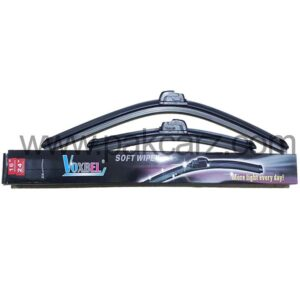 "Voxbell Soft Car Front Screen Wiper Blades 14"" 26"""