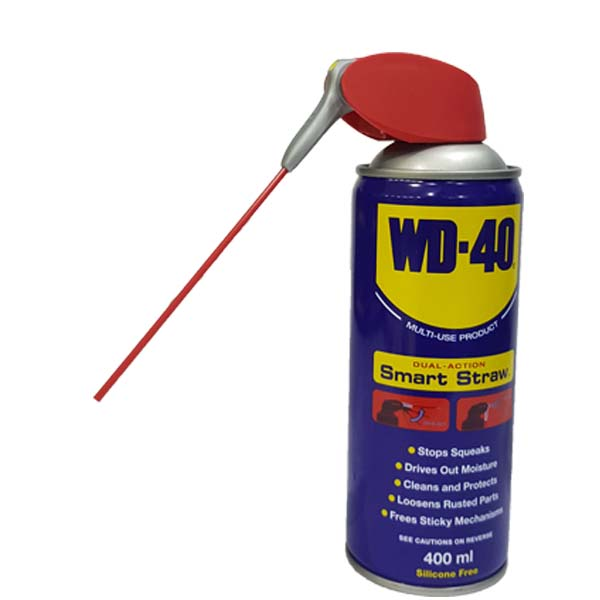 WD 40 New Dual Action Smart Straw