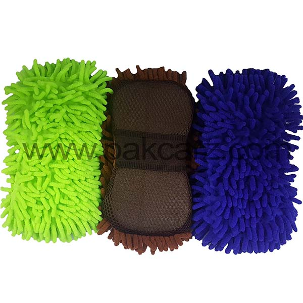 Car Wash And Dry Sponge