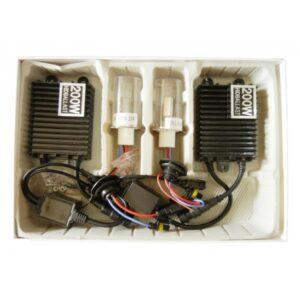 Xenon 200watt HID Headlight Kit Tube H1 H3 H4 H7 H11