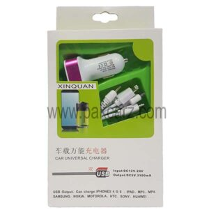 Multi Car Mobile Charger