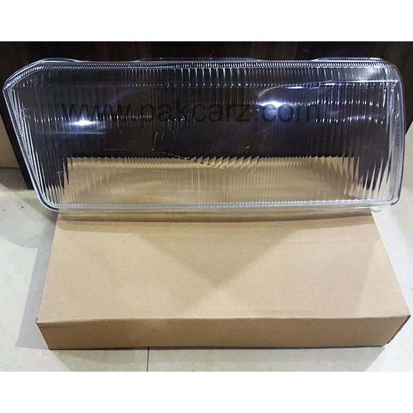 Honda Accord Headlight Glass Lens 1984