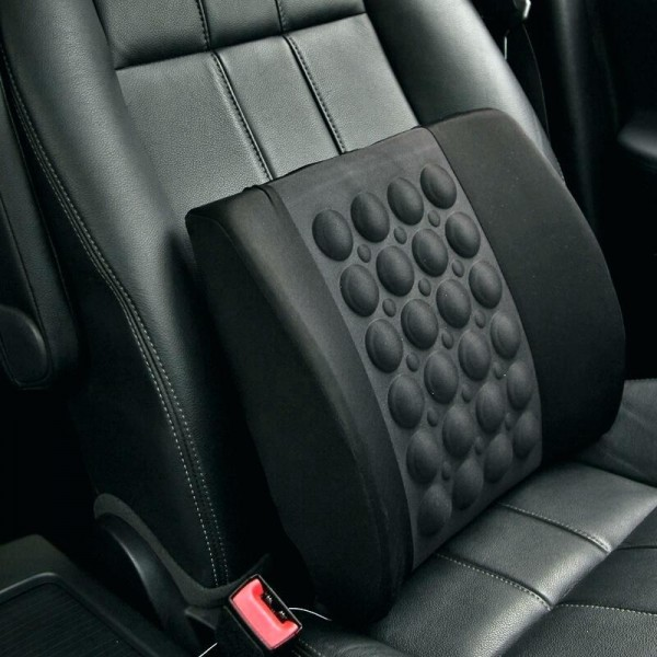 Universal Electric Massage Car Backrest Waist Support Lumbar Support Pillow