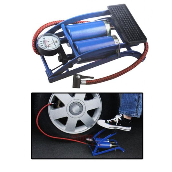 Foot Air Pump Double Cylinder