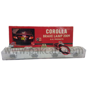 Toyota Corolla Brake Lamp 2009