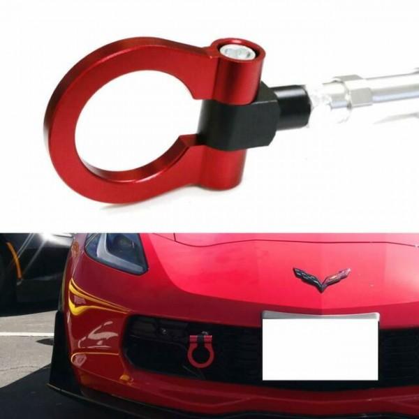 Aluminum European Model Car Auto Racing Tow Hook Towing Trailer Ring